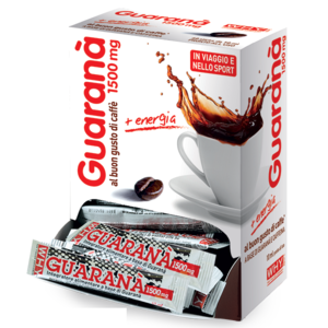 WHY Sport Guaranà 1500 mg 10 ml gusto caffè