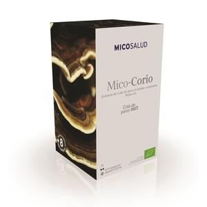 Mico-Corio MICOSALUD 70 cp da 495 mg Hifas da Terra Freeland