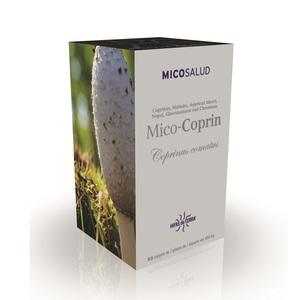 Mico-Coprin 70 cp Micosalud estratto Hifas da Terra
