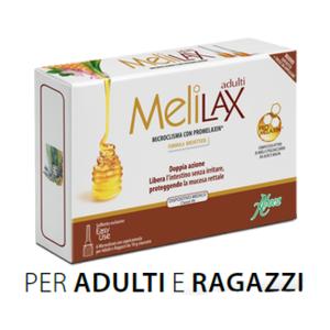 Melilax microclisma adulti 6 da 10 gr