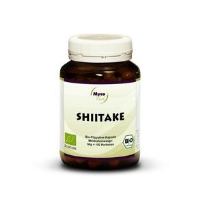 Shiitake 93 cp 500 mg Freeland MicoVital