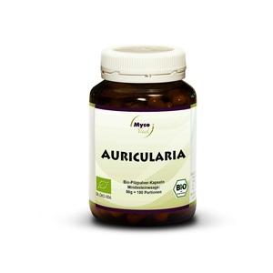 Auricularia  100 cp 500 mg Mico Vital Freeland