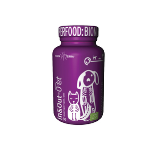 In&Out-Pet SuperFood 60 cp  Hyfas de Terra Freeland