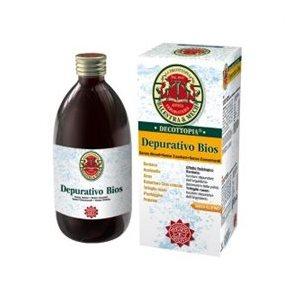 TISANOREICA Decottopia DEPURATIVO ANTARTICO 500 ML con Stevia