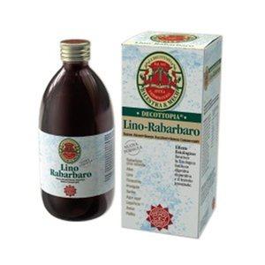 TISANOREICA DECOTTOPIA Lino-Rabarbaro 500 ml