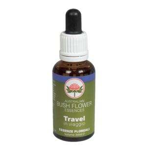 Travel gocce Bush Flower essence 30 ml