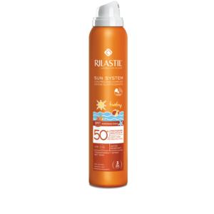 Rilastil Baby SUN SYSTEM SPF50+ spray trasparente solare 200 ml