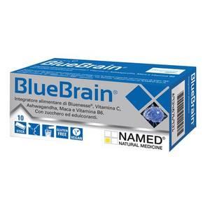 Blue Brain 10 stick da 2g monodose Named