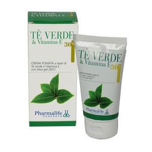 Tè Verde  Vitamina E crema pomata 30% 75 ml