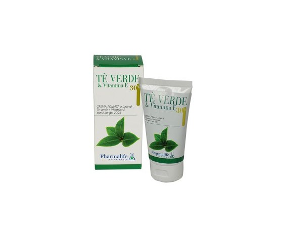 Tè Verde & Vitamina E crema pomata 30% 75 ml Pharmalife Research