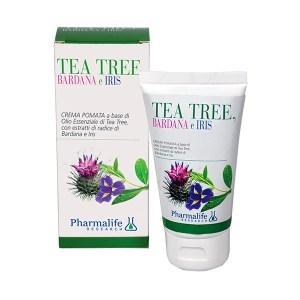 Tea Tree Bardana & Iris crema pomata 30% 75 ml Pharmalife Research