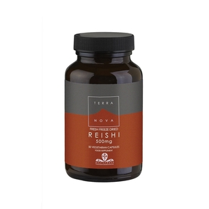 TerraNova REISHI 500 mg 50 capsule vegetali
