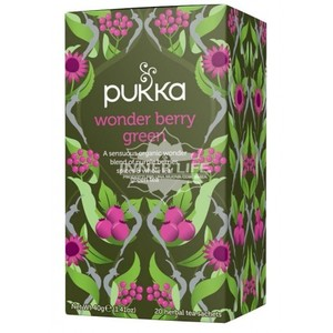 PUKKA TISANA Wonderberry Green 20 bustine 2 gr