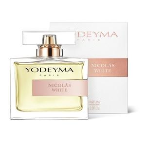 Yodeyma Nicolas White Donna 100 ml