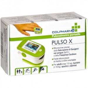 PULSO X Pulsossimetro portatile