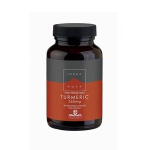 TerraNova Curcuma liofilizzata fresca 50 capsule