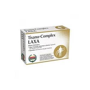 Laxa 30 capsule Tisano complex