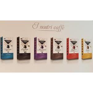 Le capsule Cellini sono state create per garantire massima qualità del caffè in tazza ed esaltare il gusto tipico del caffè Italiano