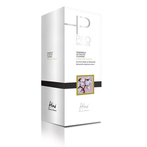HINO Pro Balance Hamamelis active eye cleanser 150 ml