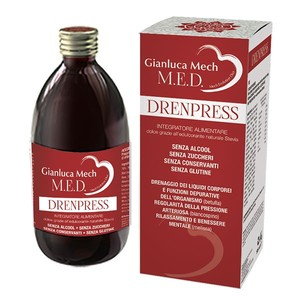 DRENPress 500 ml Tisanoreica2Med Decotto
