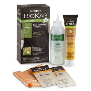 BIOKAP Nutricolor Delicato Rapid 135 ml
