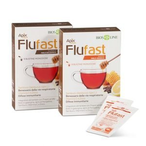APIX FluFast 9 bustine solubili
