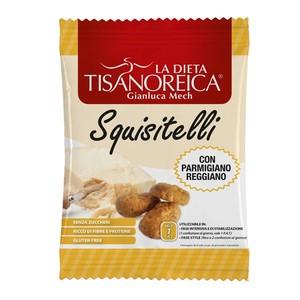 TISANOREICA Squisitelli gusto Formaggio 30 gr