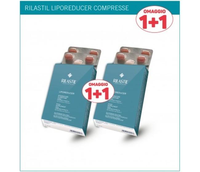 Rilastil Liporeducer 30 compresse + 30 cp