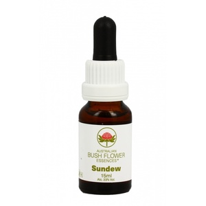 Sundew 15 ml Bush Flower essence