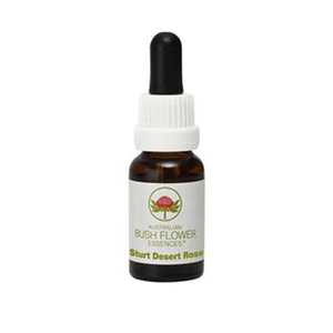 Sturt Desert Rose 15 ml Bush Flower essence