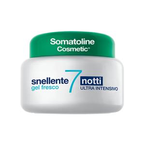 Somatoline cosmetic Snellente gel fresco 7 Notti Ultra Intensivo 400 ml
