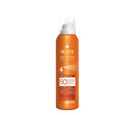 Rilastil SUN SYSTEM SPF50+ spray Dry Touch 200 ml