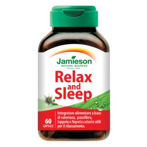 Relax and Sleep 60 capsule Jamieson