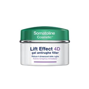 Somatoline Lift Effect 4D gel Antirughe Filler 50 ml
