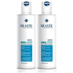 Rilastil SICURPHASE  bagno doccia Attivo PH5 250 ml 1+1