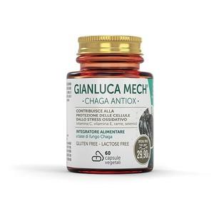 CHAGA ANTIOX 60 capsule vegetali Gianluca Mech