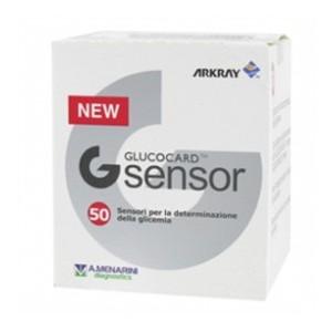 Glucocard G Sensor 50 strisce