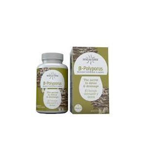 B-Polyporus SuperFood MICOSALUD 60 cp Freeland