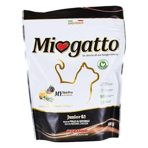 MORANDO MIOGATTO Croccantini Junior 0.1 400 GR