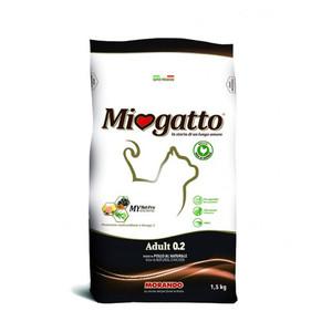 MORANDO MIOGATTO Adult 02 Croccantini 400 gr