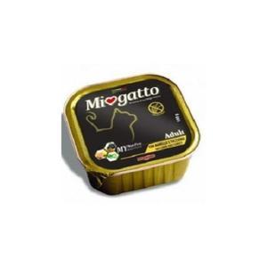 MORANDO Miogatto Adulti Agnello e tacchino Monoporzione 100 gr