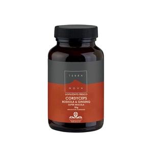 TERRANOVA Cordyceps  500 mg 50 cp