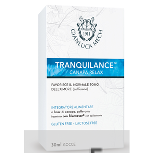 Tranquilance Canapa Relax 30 ml gocce
