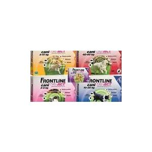 FRONTILINE TRI-ACT Cani 5-10 Kg 3 pipette