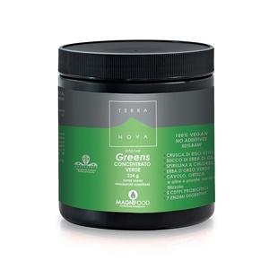 TERRANOVA Super Shakes Greens  concentrato verde 224 gr