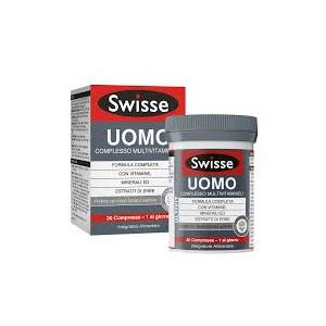 SWISS Multivitaminico Uomo 30 compresse