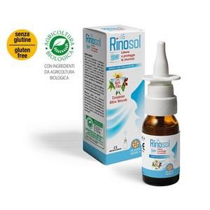 RINOSOL 2 ACT spray nasale 15 ml