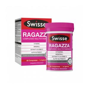 SWISSE Multivitaminico Ragazza 60 cp