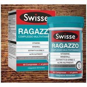 SWISSE Multivitaminico Ragazzo 60 cp