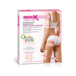 REDUX PATCH Perfect Body Rimodellante Rassodante cosce, glutei e braccia 48 patch